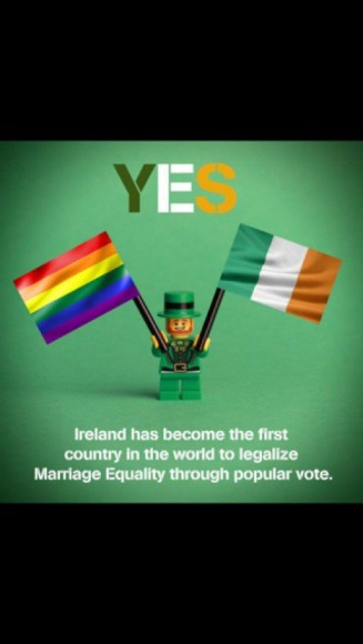 Ireland is proudly Pro-Equality